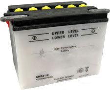 MC-batteri 32 Ah CHD4-12 Poweroad SP3 lxbxh=243x132x165mm