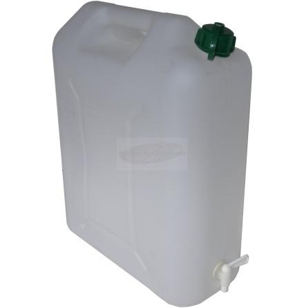 Vattendunk 10liter med lock