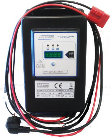 Laddare12-48V gel/vätska