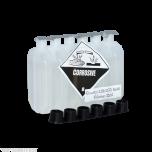 MC batteri 6Ah YTX7L-BS Bosch M6006 AGM LxBxH:114x71x131mm
