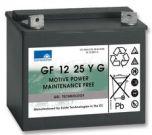 Sonnenschein gelbatteri 12V/25Ah