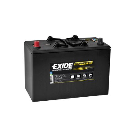 Tudor Exide GELbatteri 12V/85Ah