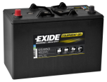Fritidsbatteri 85Ah GEL Tudor Exide GEL ES950 LxBxH:330x175x235mm