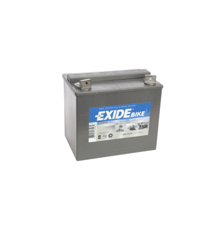 Tudor Exide MC-Batteri 30Ah Gel 80030 lxbxh=197x132x186mm