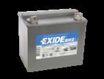 Tudor Exide MC-Batteri 30Ah Gel 80030 lxbxh=197x132x186mm