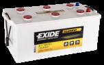 Fritidsbatteri 12V 230Ah Tudor Exide ET1600 LxBxH:480/515x280x240mm
