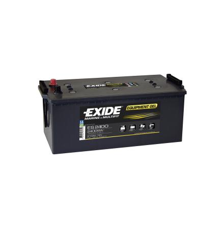 Tudor Exide GELbatteri 12V/210Ah