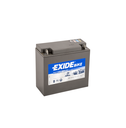 Tudor Exide MC-Batteri 16Ah Gel 80016 lxbxh=180x75x165mm