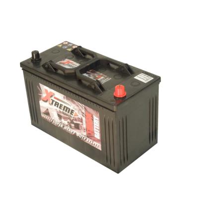 Startbatteri 12V 110Ah Amerikanska Extreme LxBxH:344x175x232mm
