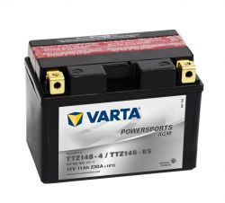 MC-batteri 11 Ah YTZ14S-BS Varta AGM lxbxh=150x87x110mm