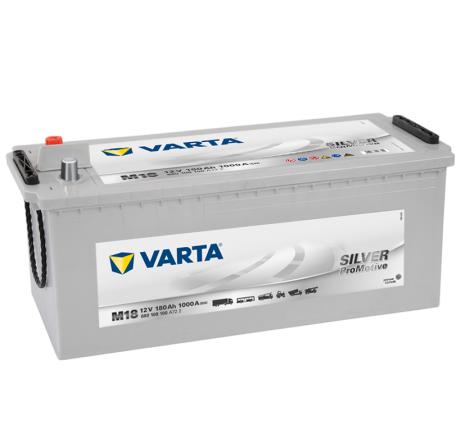 Startbatteri Varta M18 12V180Ah Prosilver SHD180