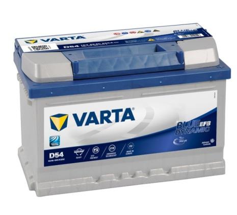 Startbatteri Varta Blue Dyn.12V/65Ah