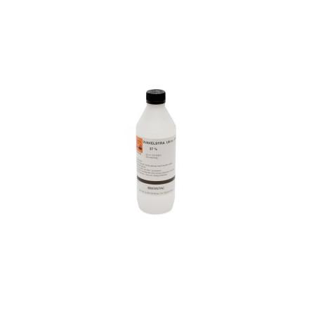 1l batterisyra Denna produkt får endast köpas av en person eller ett företag som innehar tillstånd av länsstyrelsen att köpa/hantera svavelsyra.