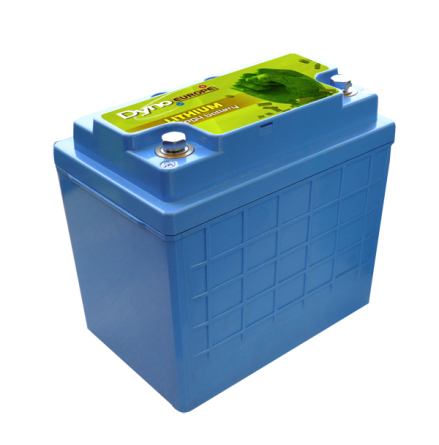 Lithium-Ion batteri(LiFePO4) 12,8V/30Ah.