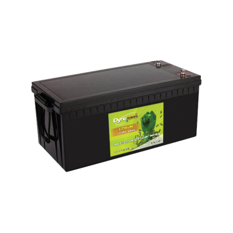 Lithium-Ion batteri(LiFePO4) 12,8V/300Ah med PCM. Till båt, husbil mm.