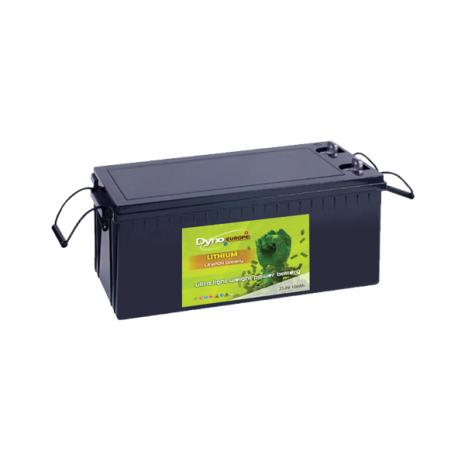 Lithium-Ion batteri(LiFePO4) 25,6V/100Ah med PCM. För båt,husbil mm.