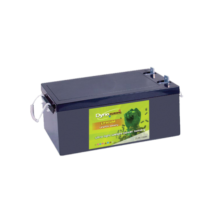 Lithium-Ion batteri(LiFePO4) 25,6V/150Ah med PCM.Till båt,husbil mm.