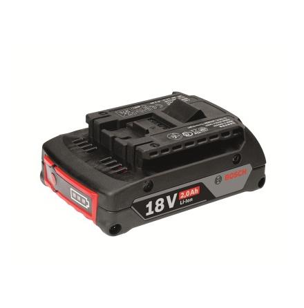 Verktygsbatteri 18V 2,0 Ah Li-ion Bosch. FYND! Bosch orginalbatteri.