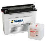 MC-batteri 16 Ah YB16AL-A2 Varta lxbxh=205x72x164mm