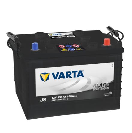 Startbatteri Varta 12V/135Ah