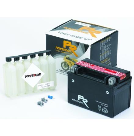 MC-batteri 16 Ah YB16B-A Poweroad SP3 lxbxh=160x90x159mm