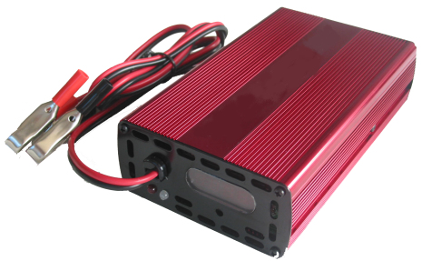 Batteriladdare LiFePO4 14,6V/6A