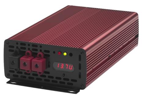 Batteriladdare LiFePO4 14,6V/25A