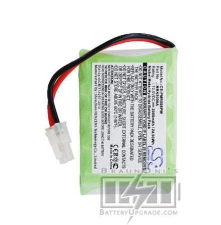 Batteri till Robomow RC320 och många andra 12V 2200mAh Ni-MH