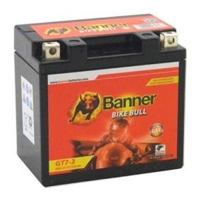 BANNER MC-batteri, Gräsklipparbatteri, ATV-batteri