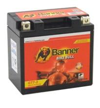 BANNER MC batterier-gräsklipparbatterier-ATV batte