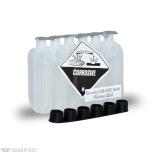MC-batteri 30Ah Varta Y60-24AL-B lxbxh=186x130x171