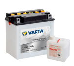 MC-batteri 7 Ah 12N7-4A VARTA Powersport lxbxh=137x75x134mm