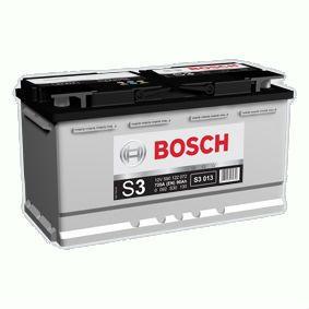 Startbatteri Bosch 12V/90Ah