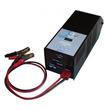 Batteritestare AlfaBatPro 0,8-400Ah, 6,8 samt12V batteri kan testas