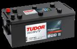 Startbatteri 215Ah Tudor Exide TG2153 LxBxH:480/518x279x240mm Professional.