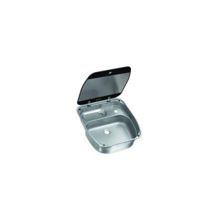Dometic SNG 4044 Diskho med glaslock 9102305033