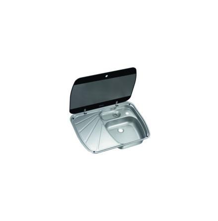 Dometic SNG 6044 Diskho med glaslock 9102305036