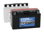 Tudor Exide MC batteri 6,5Ah AGM YTX7B-BS 4904 lxbxh=150X65X95mm