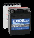 Tudor Exide MC batteri 12Ah AGM YTX14AHL-BS 4996 lxbxh=135X90X165mm