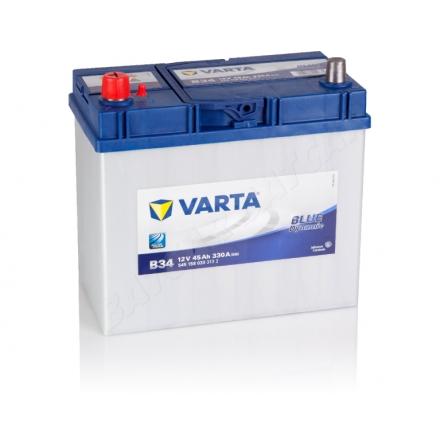 Varta startbatteri Blue Dynamic 12V 45Ah