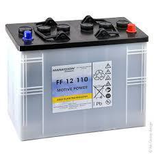 TUDOR EXIDE rörcellsbatteri monoblock