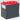 Rörcellsbatteri truckbatteri NBA 6V 195Ah/5h 260Ah/20h LxBxH:242x190x275mm 3TU6E Plus. Hela 1200 cykler