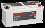 Startbatteri 110Ah Tudor Exide TB1100 Technica. LxBxH:392x175x190mm