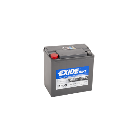 Tudor Exide MC-Batteri 14Ah Gel 80014 lxbxh=150x87x145mm