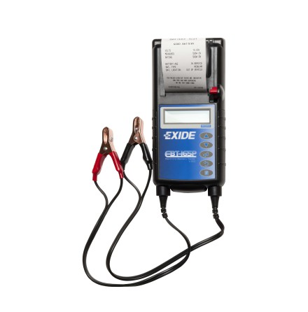Batteritestare Tudor Exide RE EBT165P 100-1200A (CCA) EN