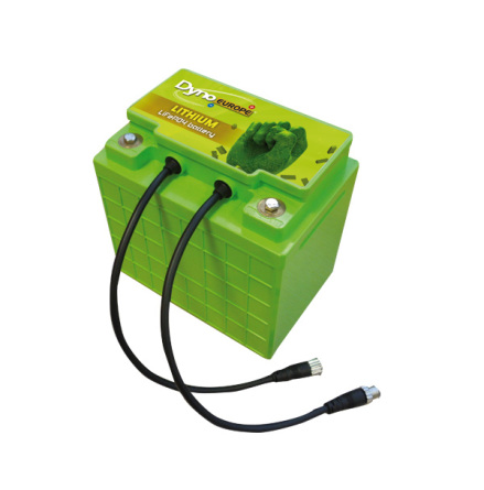 Lithium-Ion batteri(LiFePO4) 12,8V/45Ah med PCM Kan seriekopplas till max.48V Till båt, husbil mm.
