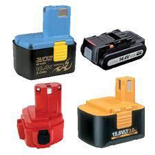 Verktygsbatterier