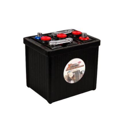 Bilbatteri 6V 90Ah(Amerikanska)-Extreme Excellent LxBxH:225x174x217mm