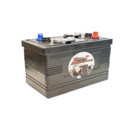 Bilbatteri 6V 115Ah(Amerikanska)-Extreme Excellent LxBxH:291x170x227mm