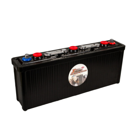 Bilbatteri 6V 112Ah(Amerikanska)-Extreme Excellent LxBxH:487x102x227mm